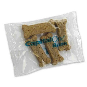 Custom Imprinted Dog Treats!