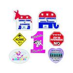 Custom Imprinted Democratic Donkey Shaped Magnets