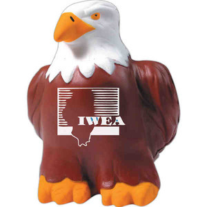 Eagle Themed Promotional Items - Eagle Shaped Stress Relievers