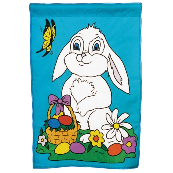 Customized Easter Holiday Flags!