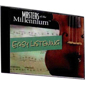 Custom Printed Easy Listening Music CDs!