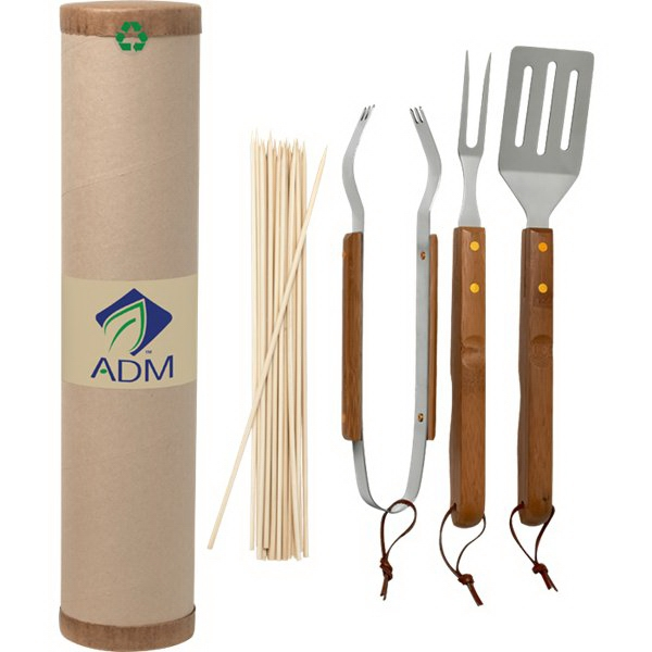 Custom Designed Canadian Manufactured Eco-friendly BBQ Sets!