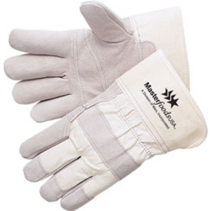 Gloves - Economy Grade Cowhide Leather Palm Gloves
