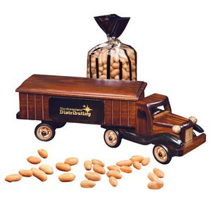 Vehicle Themed Food Gifts - Eighteen Wheeler Vehicle Themed Food Gifts
