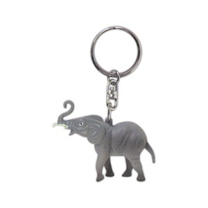 Custom Printed Republican Campaign Elephant Shaped Key Chains!