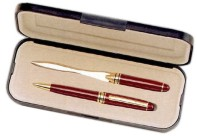 Customized Engraved Pen and Letter Opener Sets!