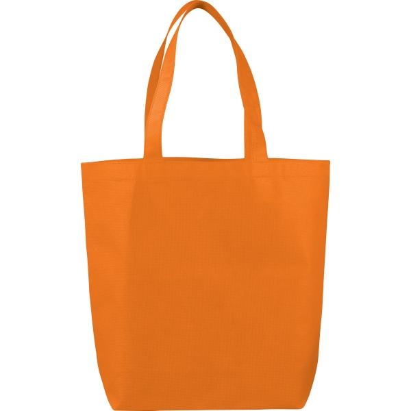 Custom Decorated 1 Day Service Non Woven Tote Bags!
