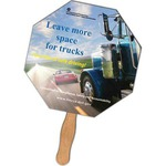 Custom Printed Promotional Hand Held Fans!