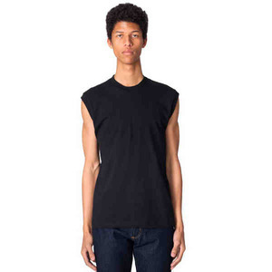American Apparel Tank Tops For Men - American Apparel Fine Jersey Muscle T-Shirts For Men