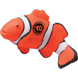 Fish Themed Promotional Items - Fish Shaped Stress Relievers
