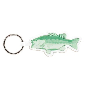 Fish Themed Promotional Items - Fish Shaped Zipper Pulls