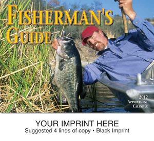 Custom Imprinted Fishing and Hunting Wall Calendars