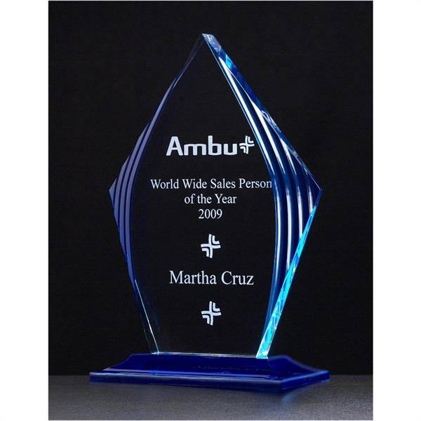 Custom Made Airflyte Acrylic Honor Awards Engraved!