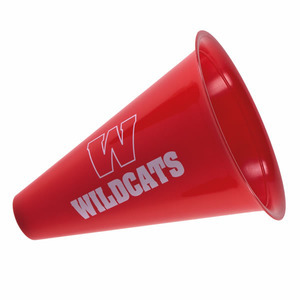 Custom Imprinted Flared Megaphones