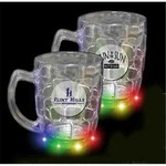 Custom Imprinted Flashing Beer Drinkware