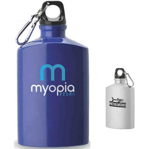 Custom Imprinted Flask Shaped Canteens