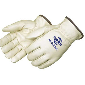 Gloves - Fleece Lined Cowhide Gloves