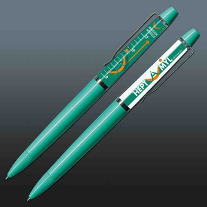 Custom Imprinted Floating Action Moving Logo Motion Pens
