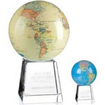 Custom Printed Floating Globe Awards!