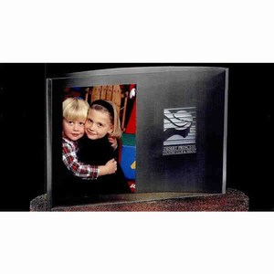 Custom Printed Floating Picture Frame Crystal Gifts!