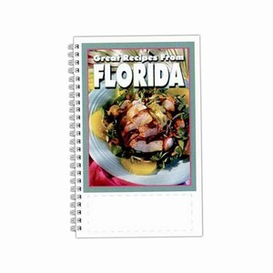 Custom Imprinted Florida State Cookbooks!