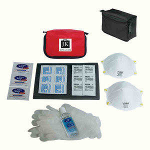 Cold and Flu Prevention - Flu Safety Hygene Kits