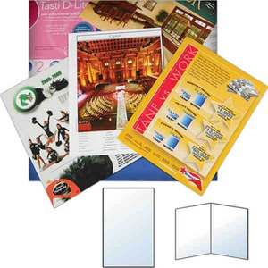 Brochures Catalogs and Flyers - Flyers and Sell Sheets