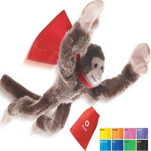 Custom Imprinted Flying Monkey Slingshot Toys!