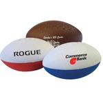 Custom Imprinted Foam Footballs