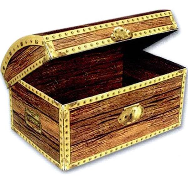 Treasure Chests -