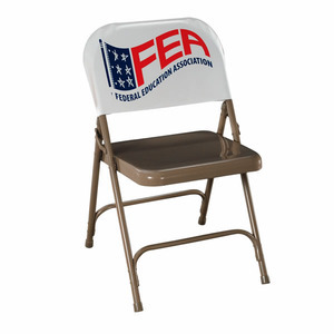 Custom Imprinted Folding Chairs!