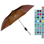 Custom Imprinted Folding Umbrellas