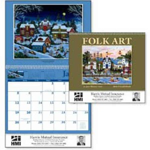 Appointment Calendars - Folk Art Appointment Calendars