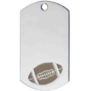 Sports Dog Tags - Football Dog Tags