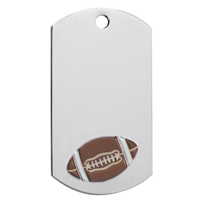 Sports Dog Tags -