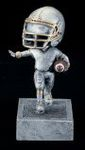 Custom Imprinted Football Head Bobbleheads