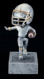 Football Promotional Items - Football Head Bobble Heads