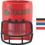 Custom Imprinted Football Helmet Can Cooler