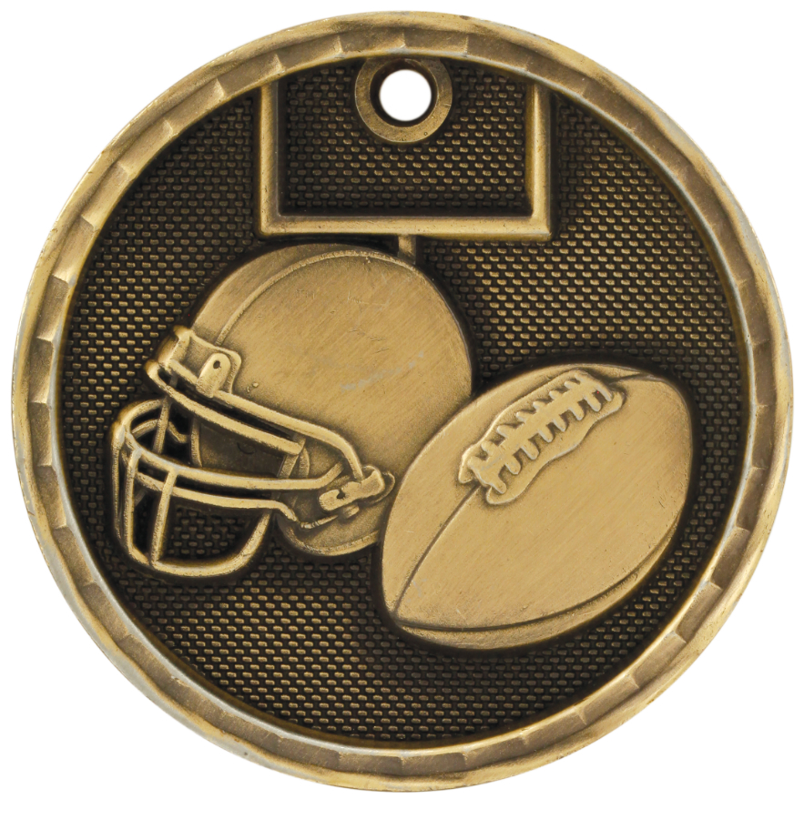 Football Medals -