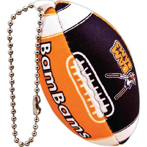 Football Promotional Items - Football Shaped Key Chains