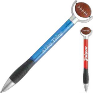 Football Promotional Items - Football Shaped Pencils