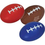 Custom Printed Football Shaped Stress Relievers!