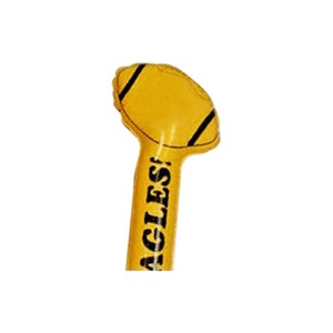 Football Promotional Items - Football Shaped Thunderstixs