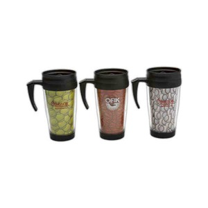 Sport Shaped Travel Mugs -