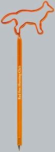 North American Animal Bent Shaped Pens -