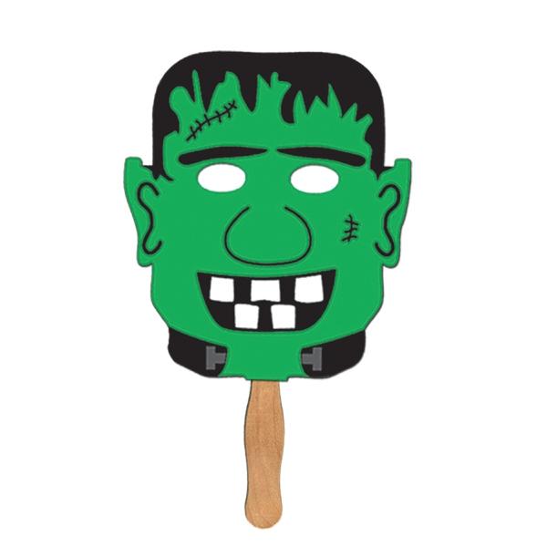 Halloween Fan Masks -