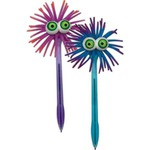 Custom Imprinted Frizzy Eyes Fun Pens!