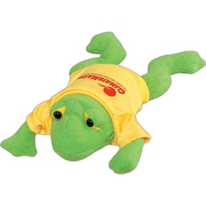 Frog Themed Promotional Items - Frog Beanbag Animals