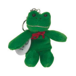 Frog Themed Promotional Items - Frog Keychains