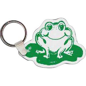 Custom Designed Frog Keychains!